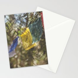 Prayer Flags Stationery Cards