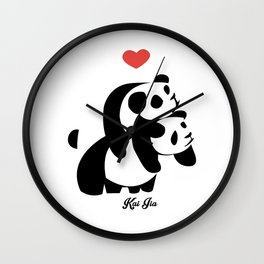 Kai Jia Wall Clock