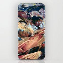 Mountain 22 iPhone Skin