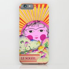 Tarot card-The Sun-Le soleil iPhone 6 Slim Case