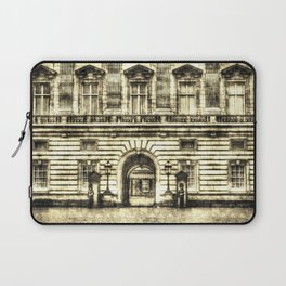 Buckingham Palace London Vintage Laptop Sleeve