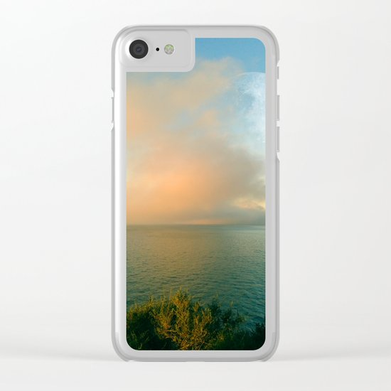 Range Life Clear iPhone Case