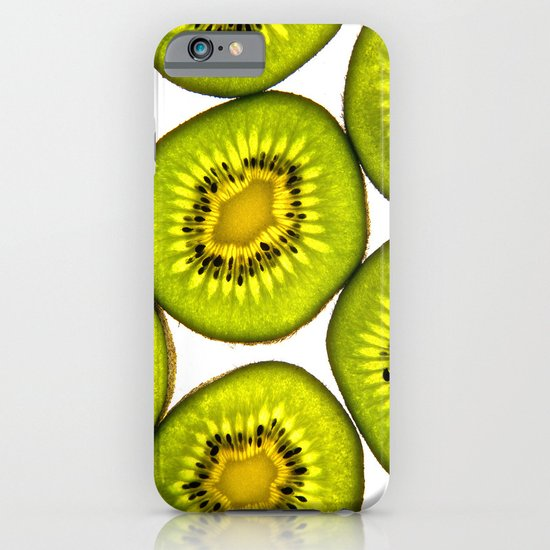 Kiwi Fruit iPhone & iPod Case