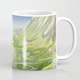 The Valley of the Wind, Nausicaa Coffee Mug