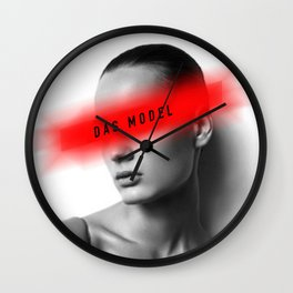 DAS MODEL Wall Clock