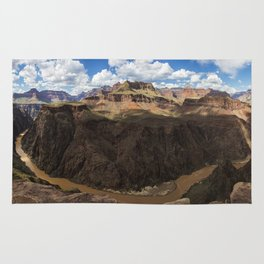 Grand Canyon River View Rug