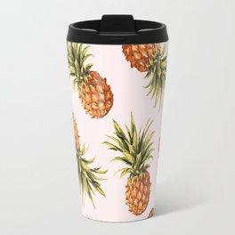 Pink Piña Colada Travel Mug