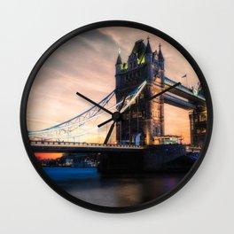 London - Tower Bridge Wall Clock