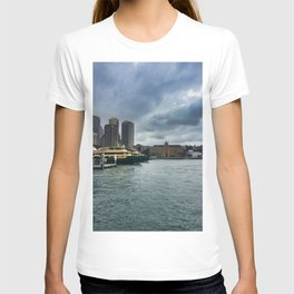 Sydney Ferry Terminal T-shirt