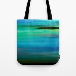 Seascape - blurography Tote Bag
