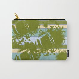 Sea Urchins & Angel Fish Carry-All Pouch