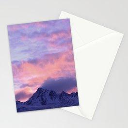Rose Serenity Sunrise III Stationery Cards