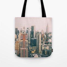 New York architecture 4 Tote Bag