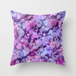 Abstract XXV Throw Pillow