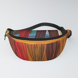 Colorful Incense Sticks Fanny Pack
