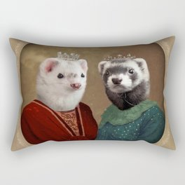 Skittle & Belette Rectangular Pillow