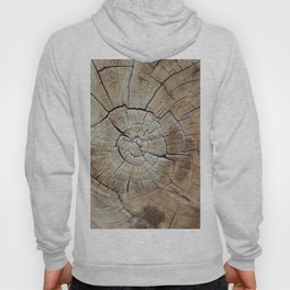 Tree rings of time Hoody