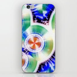 Happy Vitamin C Crystals in Sunlight iPhone Skin