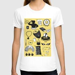 It's Always Sunny doodles T-shirt