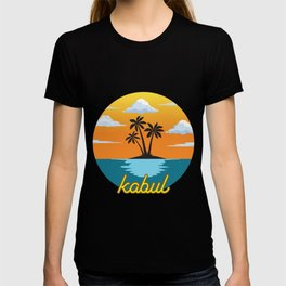 kabul Holiday Dream T-shirt