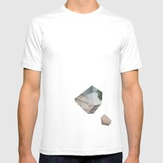 Hotel Habana SMALL White Mens Fitted Tee