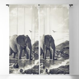 trouvailles Blackout Curtain