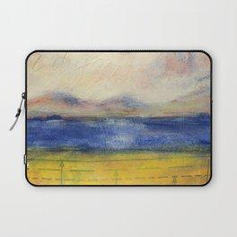 Blue Lake No. 1 Laptop Sleeve