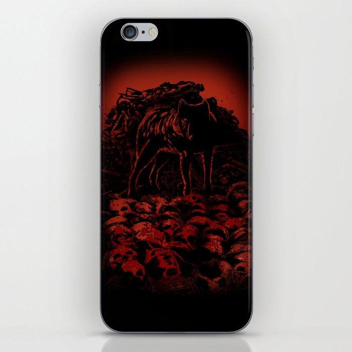WOLFTHRONE iPhone Skin