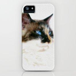 Queen Victoria iPhone Case