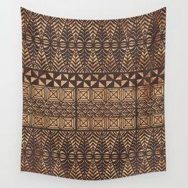 UrbanNesian Tongan Ngatu Wall Tapestry