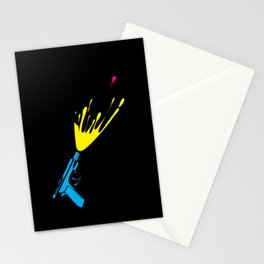 CMYKill Stationery Cards