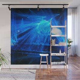Midnight Blues Wall Mural