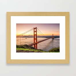 San Francisco 03 - USA Framed Art Print