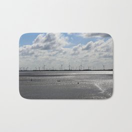 Wind Energy is the Future Bath Mat