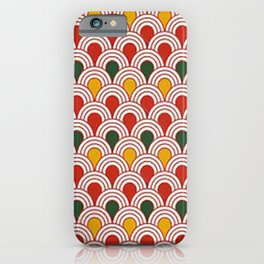 Beatiful Pattern #29 Color archs iPhone Case