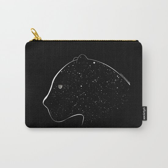 Moon-eyed star panther Carry-All Pouch