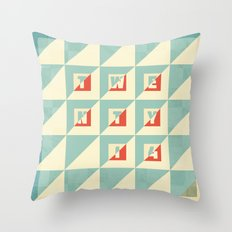 Twenty 14 Throw Pillow
