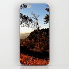 Mingus Mtn. Sunrise iPhone Skin