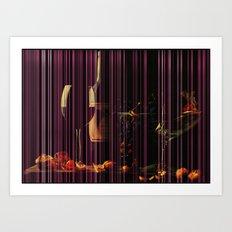 Still Life Texture Art Print