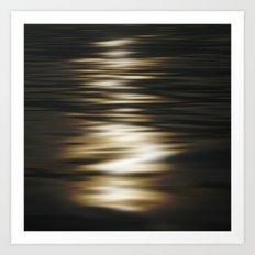 Light flow 2 Art Print