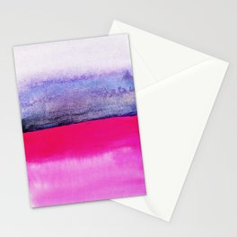 Abstract Landscape 92 Stationery Cards