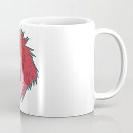 Ravewolf -Teal and Berry Coffee Mug