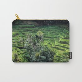 Bali Rice Fields Carry-All Pouch