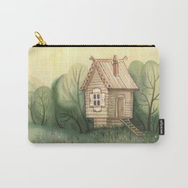 small hut Carry-All Pouch