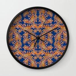 Monstera Beauty Wall Clock