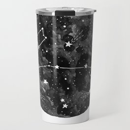 Pisces Constellation Travel Mug