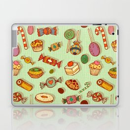 candy and pastries Laptop & iPad Skin