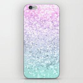 Mermaid Girls Glitter #1 (2019 Pastel Version) #shiny #decor #art #society6 iPhone Skin