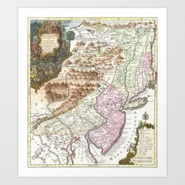 World map 1670print by vintagelevel society6 new england ancient map 1756 art print gumiabroncs Images