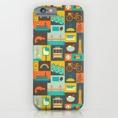 San Francisco iPhone 6 Slim Case